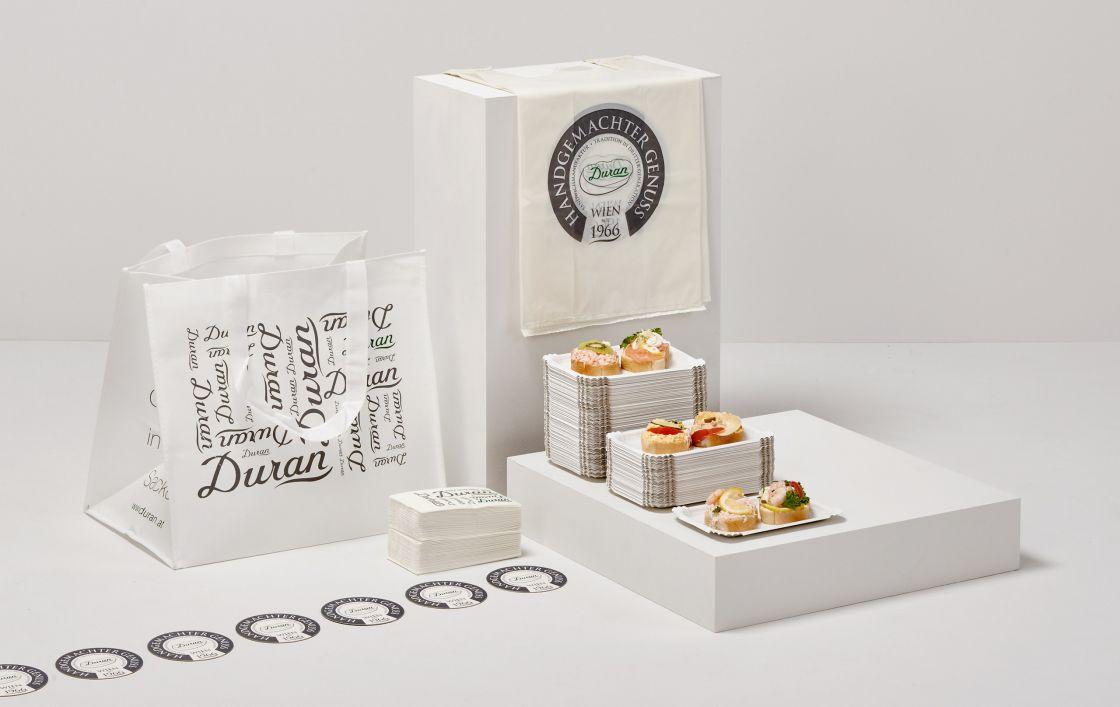 ASP Andreas Steiner Packaging Verpackung Sortiment Referenzen Duran Sandwiches