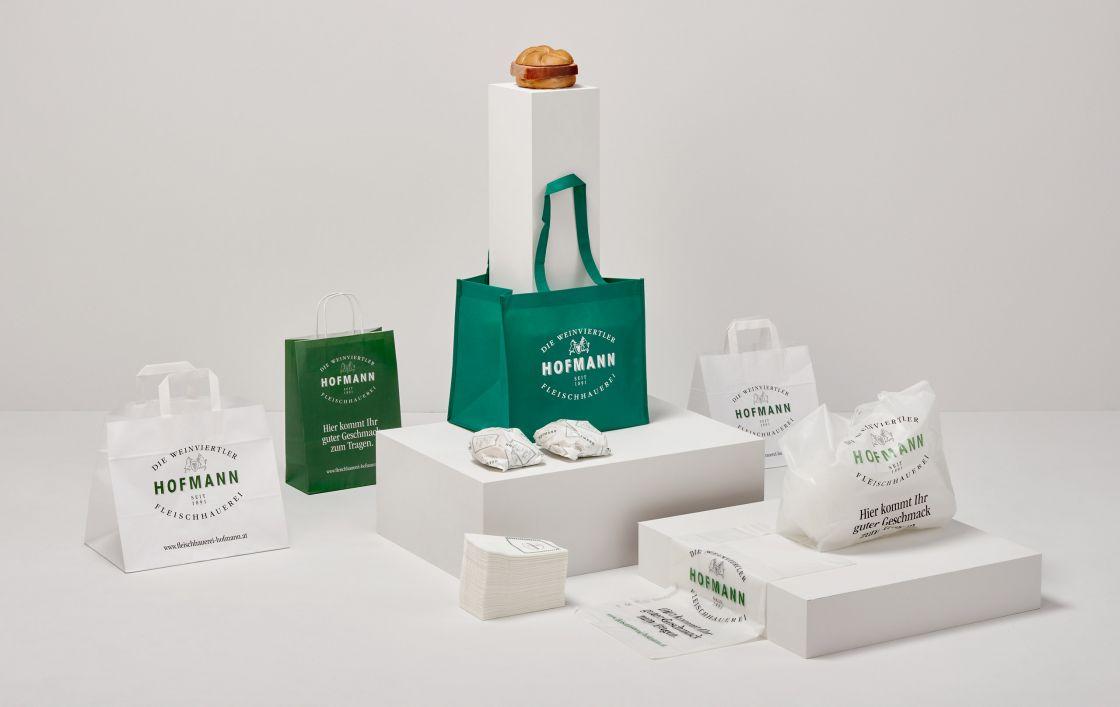 ASP Andreas Steiner Packaging Verpackung Sortiment Referenzen Fleischhauerei Hofmann Weinviertel