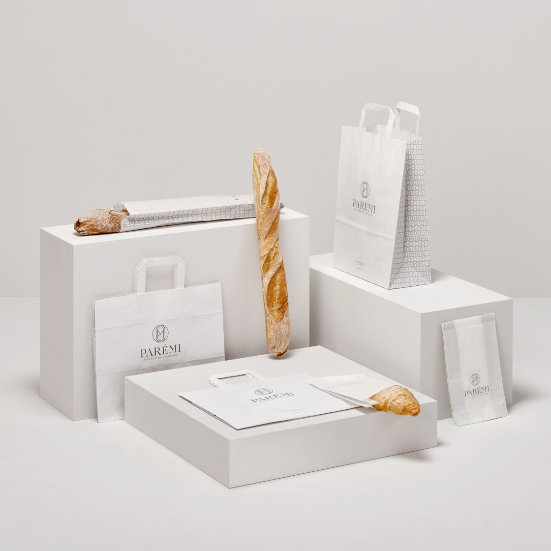 ASP Andreas Steiner Packaging Verpackung Sortiment Referenzen Paremi Boulangerie Patisserie