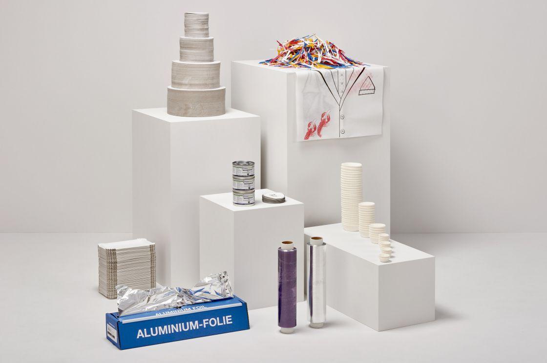 ASP Andreas Steiner Packaging Verpackung Sortiment Angebot Gastro Zubehör Catering Ausstattung