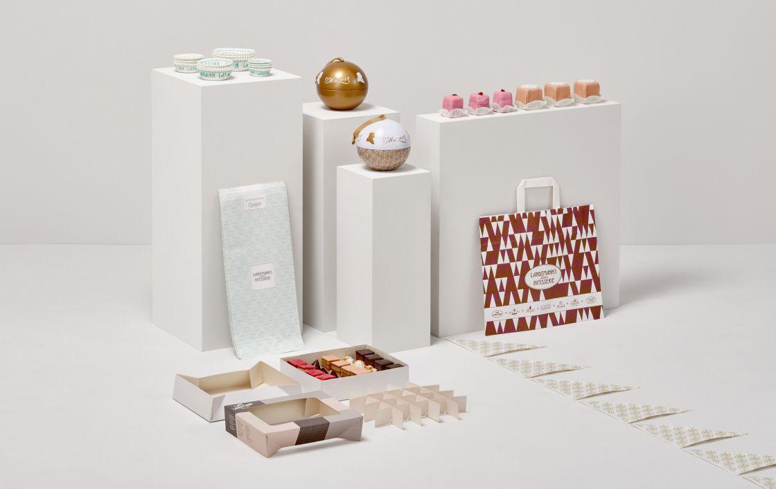 ASP Andreas Steiner Packaging Verpackung Sortiment Angebot Querfeld Landtmann