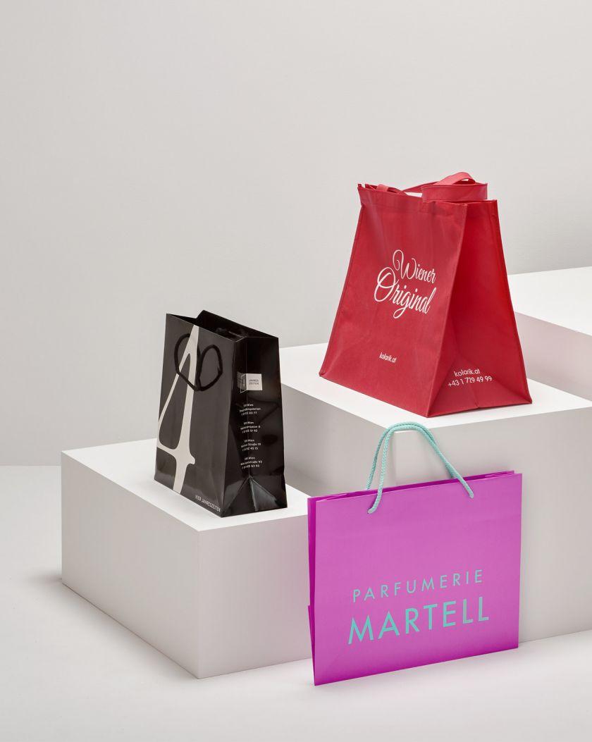 ASP Andreas Steiner Packaging Verpackung Sortiment Angebot Tragetaschen Bags Beutel